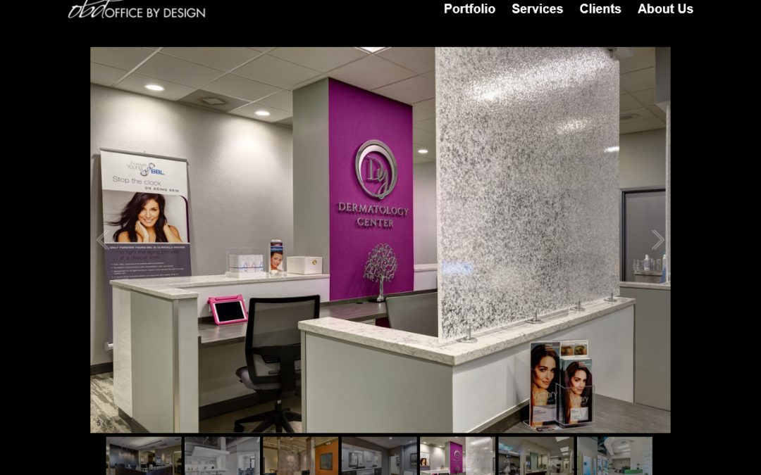 Office by Design Website Launched